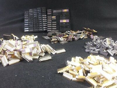 3+ lbs. piece Scrap Memory / RAM for gold recovery