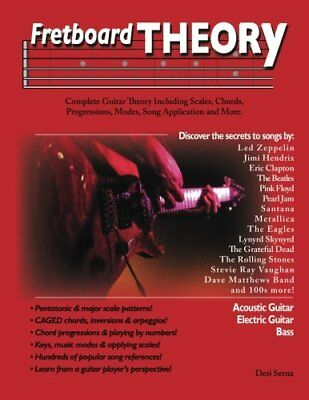 Fretboard Theory (Volume 1), New