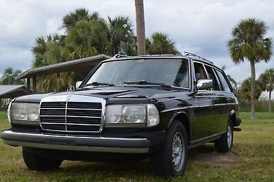 1985 Mercedes-Benz 300-Series 300 TDT Station Wagon