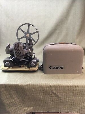Canon 8 Type 8mm Movie Projector