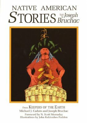 Native American Stories (Myths and Legends), New