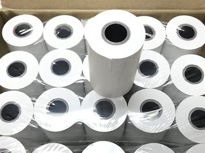 Rolls Paper 2.25 in X 50 ft Thermal Roll Simplicity BPA Free PACK of 50