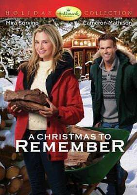 A Christmas To Remember New Dvd