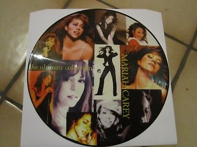 Vinyl LP - Mariah Carey - The Ultimate Collection - Picture Disc - Promo - Japan