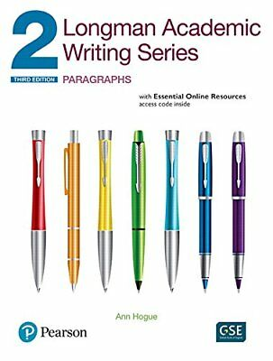 Longman Academic Writing Series 2: Paragraphs, with Essential Online Resources (