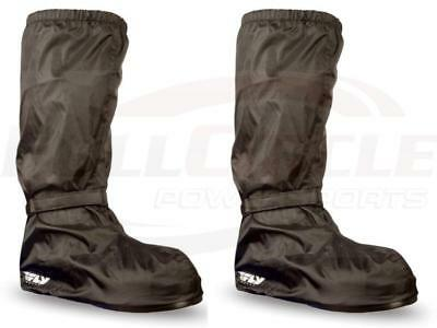 Fly Racing Riding Boots Rain Cover Motorcycle Street Bike Cruiser Dual Sport