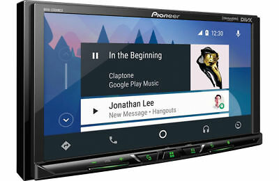 """Pioneer MVH-2300NEX Double DIN 7"""" In-Dash Car Stereo Receiver USB iPhone Android"""