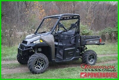 2013 Polaris Ranger XP 900 LE Audio and Low Miles Must See