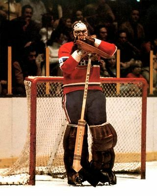 Ken Dryden Montreal Canadiens 8x10 Photo