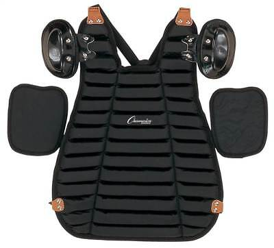 Inside Body Umpire Chest Protector in Black [ID 3474291]
