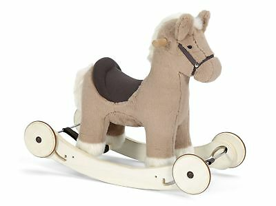 Mamas & Papas Rock and Ride Horse Mocha Brown