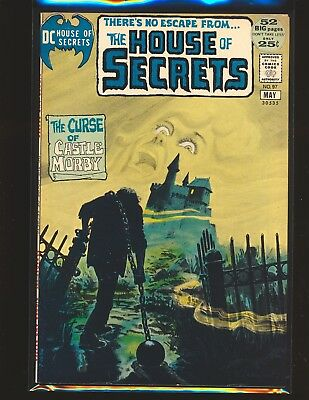 House of Secrets # 97 Fine+ Cond.