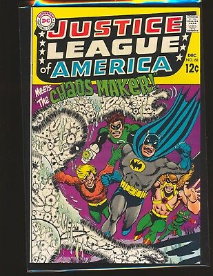 Justice League of America # 68 VF Cond.