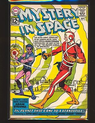 Mystery In Space # 75 Fine+ Cond.