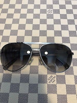 5807cf32b943 Authentic Louis Vuitton Sunglasses Monogram Damier BRAND NEW RARE 9.5 10  Z0340U