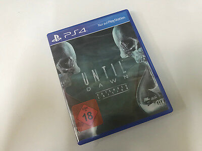 Until Dawn - Extended Edition - [Playstation 4] - SEHR GUT