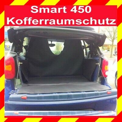 SMART FORTWO CABRIO 450 Trunk noir tenir protection