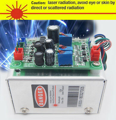 RGB 800mW White Laser Module/ Analogue RGB Laser /Combined by 520nm+638nm+450nm