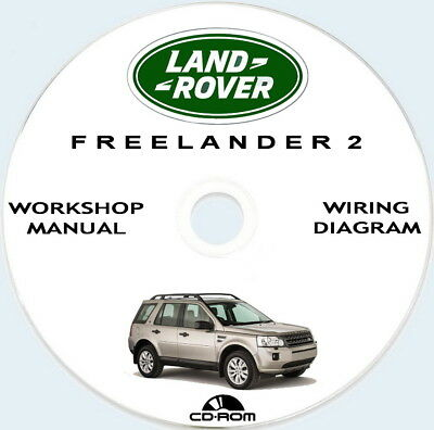 Land Rover Freelander 2,workshop manual,manuale officina.
