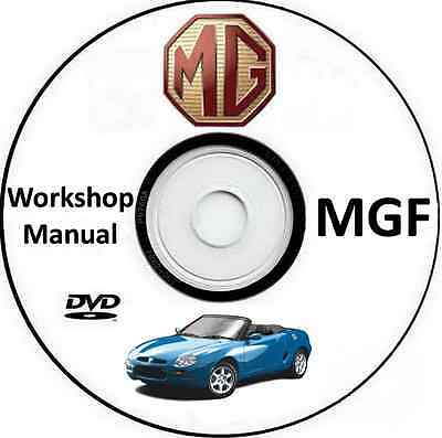 Manuale Officina,Workshop Manual MGF