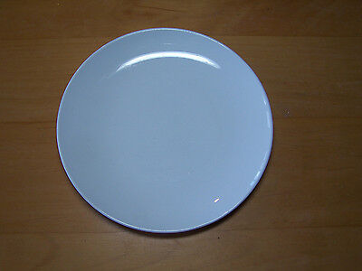 "Corning CENTURA WHITE COUPE Bread Plates 6 1/2""       24 available"