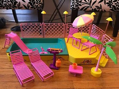Structures Amp Furniture Barbie Contemporary 1973 Now