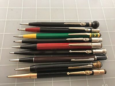 Judd's Lot of Nice Vintage Autopoint Pencils & More