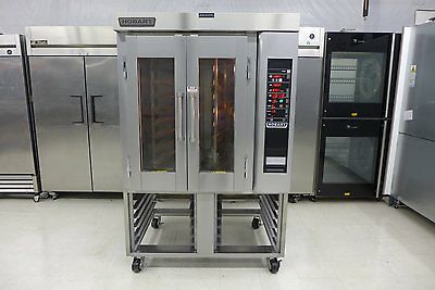 Hobart HO300G Gas Bakery Mini Rotating Rack Convection Oven, Baxter OV300G