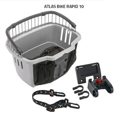 Ferplast ATLAS BIKE RAPID 10 - Trasportino da bicicletta