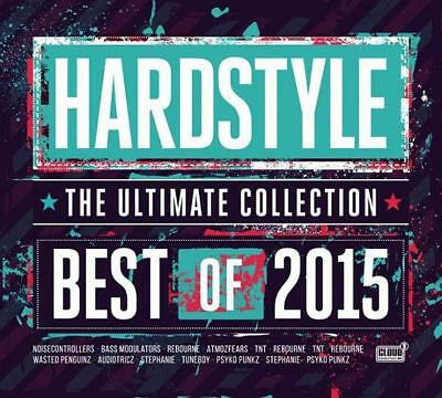 HARDSTYLE BEST OF 2015 = Zatox/Technoboy/Heart/Isaac...=3CD= ULTIMATE COLLECTION