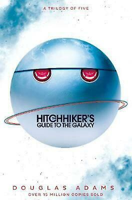 Hitchhiker's Guide to the Galaxy Omnibus: A Trilogy in Five Parts by Douglas Ada