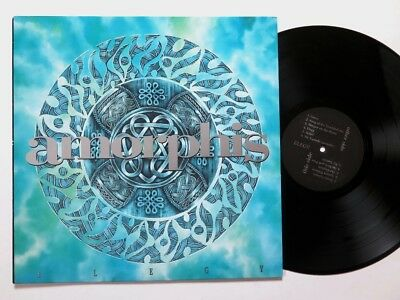 Amorphis - Elegy LP Nuclear Blast 1st press tiamat in flames