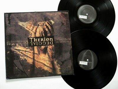 THERION - Deggial 2-LP Gatefold 1st press