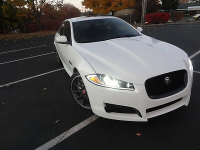 2015 Jaguar XF  2015 Jaguar XF Sport V6 Supercharged