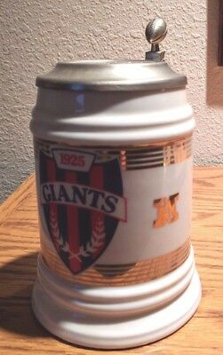 New York Giants, Miller Lite Collectible Stein