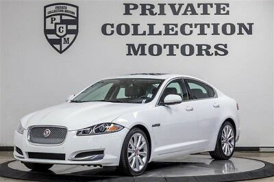 2014 Jaguar XF Portfolio Sedan 4-Door 2014 Jaguar XF Supercharged 1 Owner Clean Carfax Low Miles Well Kept