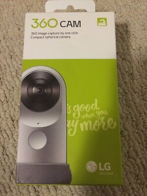 NEW LG 360 CAM Spherical Camera