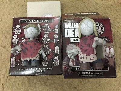 Funko Mystery Minis The Walking Dead In Memorium Gut Cloaked Sam Anderson 1/24