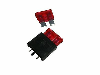LITTELFUSE  ATO ATC Fuse Clip Holder PCB Circuit Board Mount 12V