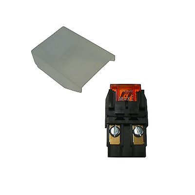 LITTELFUSE  Maxi Fuse Holder 12V  Panel Mount With Cover 60 Amp