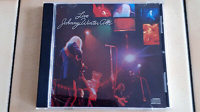 Johnny Winter - Johnny Winter And live - CD - TOPPZUSTAND