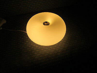 space age ufo lampe top zustand