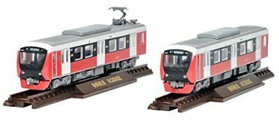 Tomytec 283997 Shizuoka Railway Type A3000 (Passion Red) 2 Cars Set B (N scale)