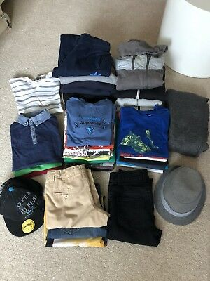 Large Bundle Boys Clothes (age 8-10 Years) 46 items