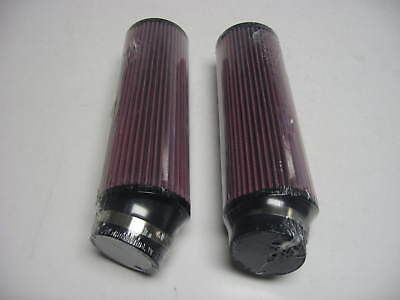 "Fit All Year 38 39 44 mm Carb BANSHEE YFZ350 12/"" AIR FILTER W//COVER Pair"