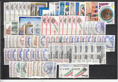 Italia / Italy / Italien - Face value LOT 53,62 mostly NO GUM !!