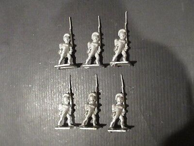 25mm Mini Figs Bavarian Napoleonic Infantry March Attack (BAN1)