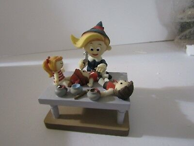 Rudolph The Red Nosed Reindeer The Rudolph Company Hermey Building Toys