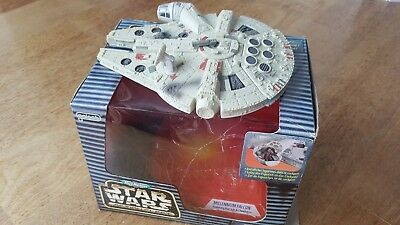 Star Wars Galoob Micro Machines Action Fleet Millenium Falcon-  SELTEN