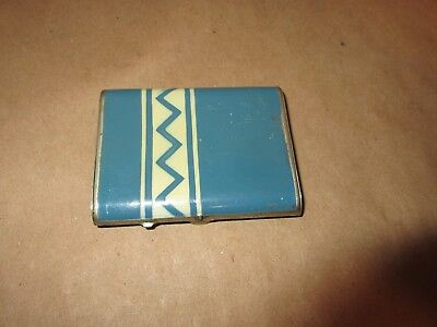VINTAGE  MATCH CASE MATCHSAFE/ Cigarette? Enamelled  (ka-ts1)